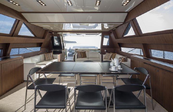 Luxury Yacht M/Y Giulia