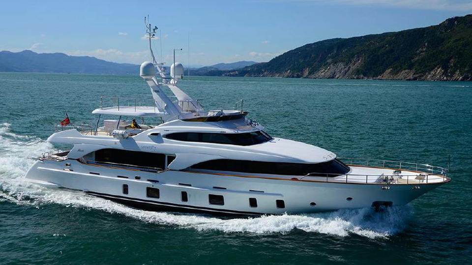 M/Y SERENITY MIA yacht for sale