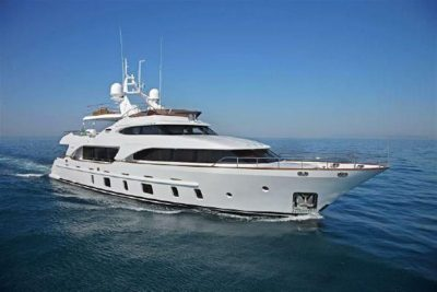 M/Y SERENDIPITY yacht for sale