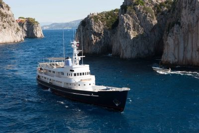 M/Y ICE LADY yacht for charter