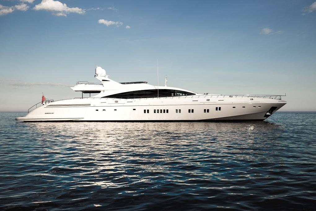 M/Y DA VINCI yacht for charter