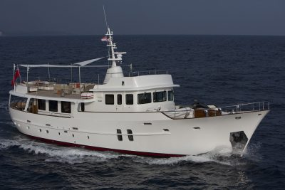 M/Y SULTANA yacht for charter