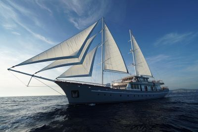 M/S CORSARIO yacht for charter