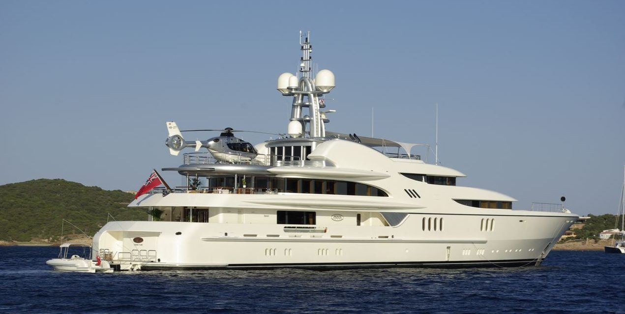 €6M Price Reduction on Superyacht ANNA I