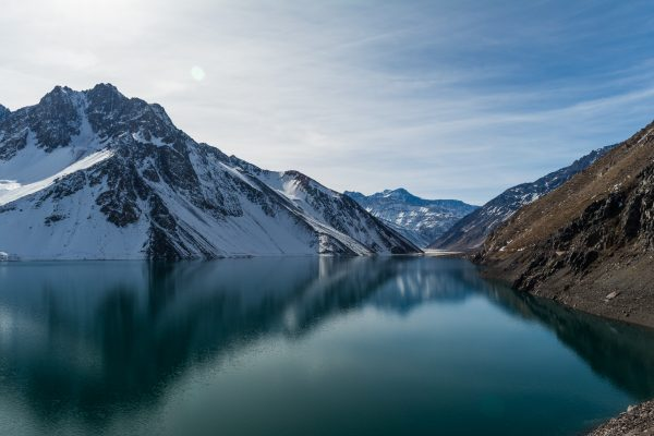 Lakes on a Patagonia yacht charter