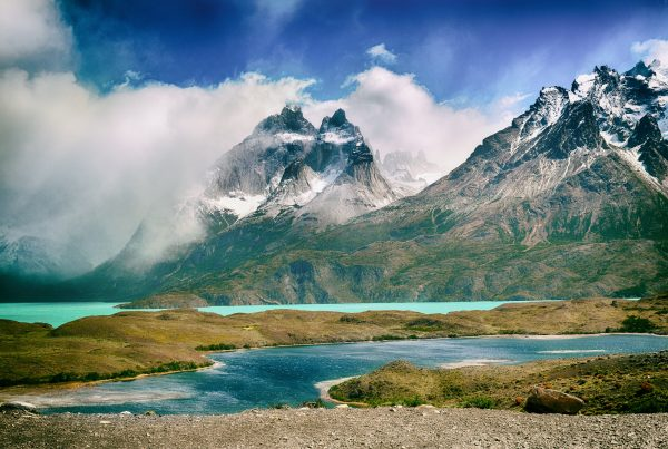 Views on a Patagonia yacht charter
