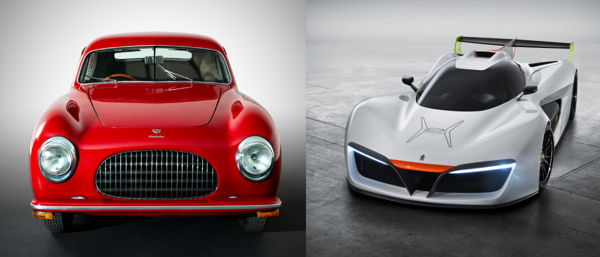 Creating Icons of Beauty and Performance in the Car Sector Since 1930