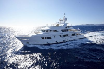 M/Y SOFIA yacht for sale
