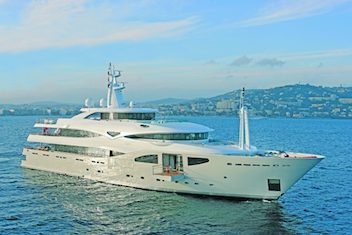 M/Y MARAYA yacht for sale