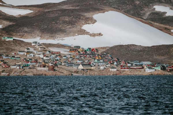 Luxury yacht charters Greenland