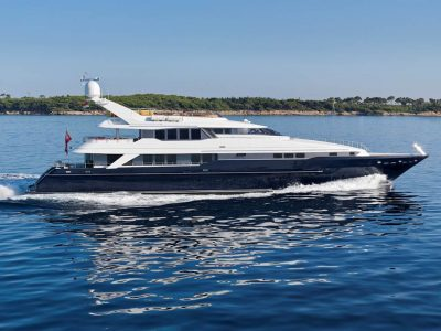 M/Y OHANA yacht for charter