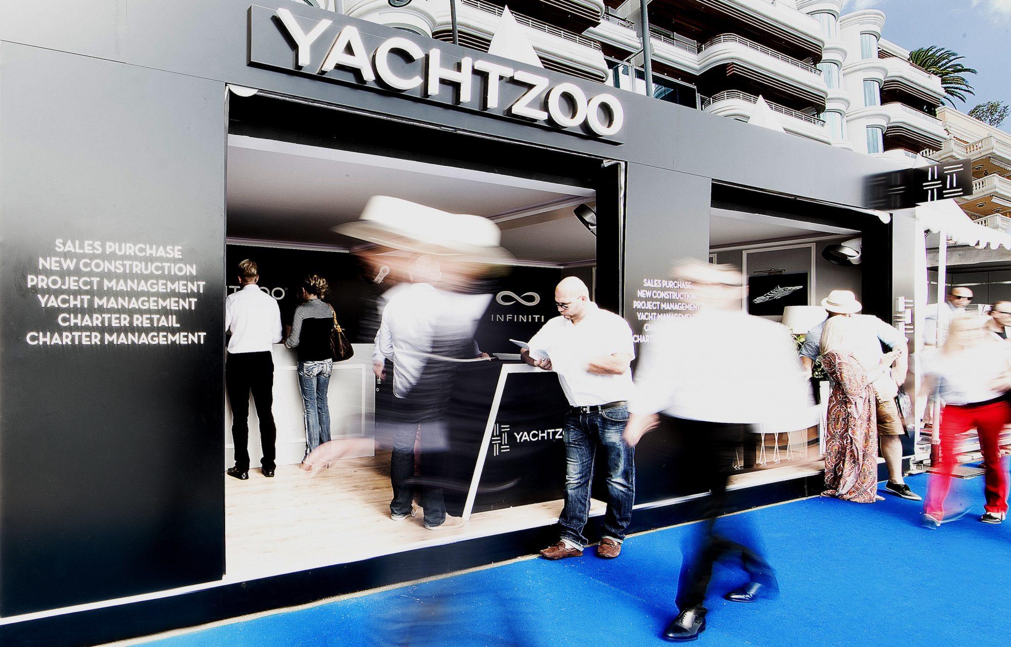 YACHTZOO at The Monaco Yacht Show 2019