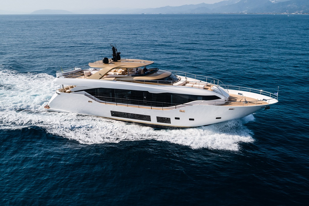 M/Y TABOO OF THE SEAS yacht for sale