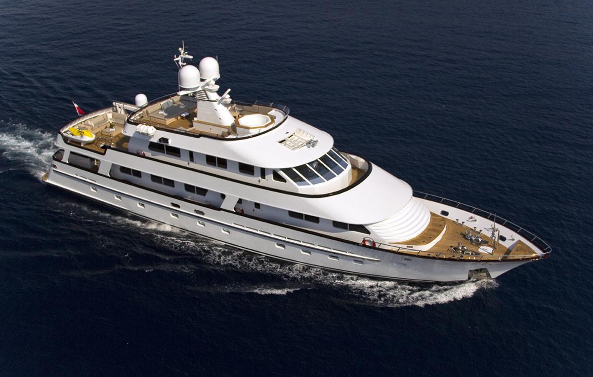 38m Yacht CALLISTA – Sold!