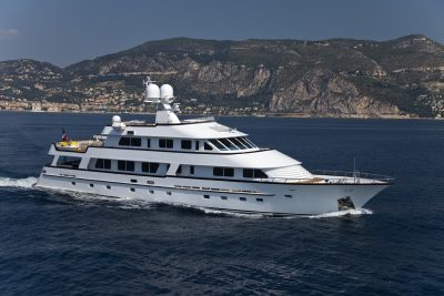 M/Y CALLISTA yacht for sale