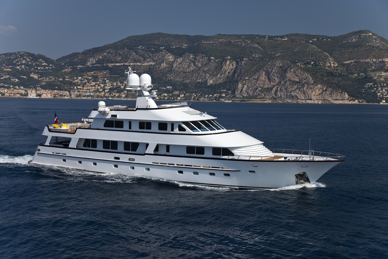 Superyacht CALLISTA joins our sales fleet!