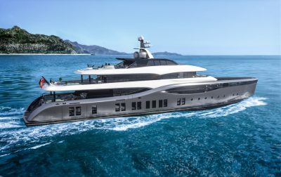 M/Y VRIPACK 57m yacht for sale