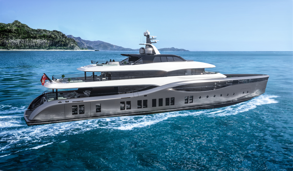 57M VRIPACK Yacht for Sale