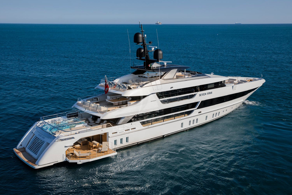 52M STEEL yacht for sale with YACHTZOO