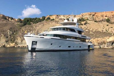 M/Y MOONEN Y201 yacht for sale exterior