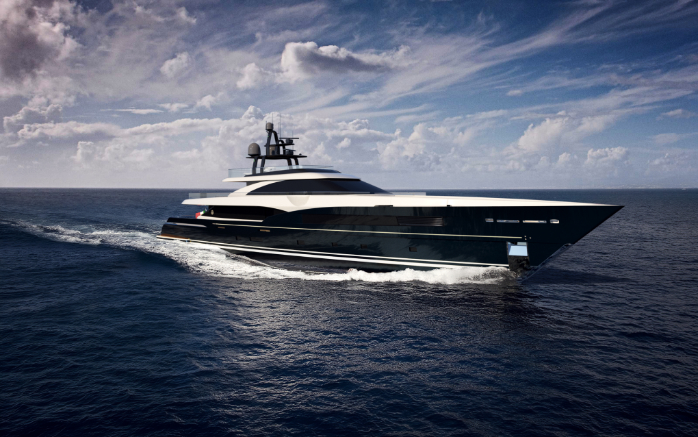 M/Y ARGONAUT 53m yacht for sale