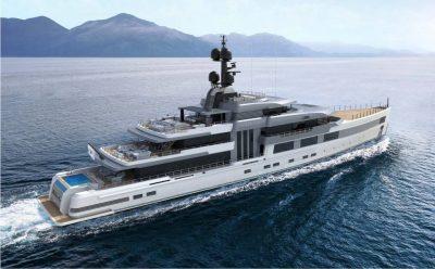 M/Y BARRACUDA yacht for sale