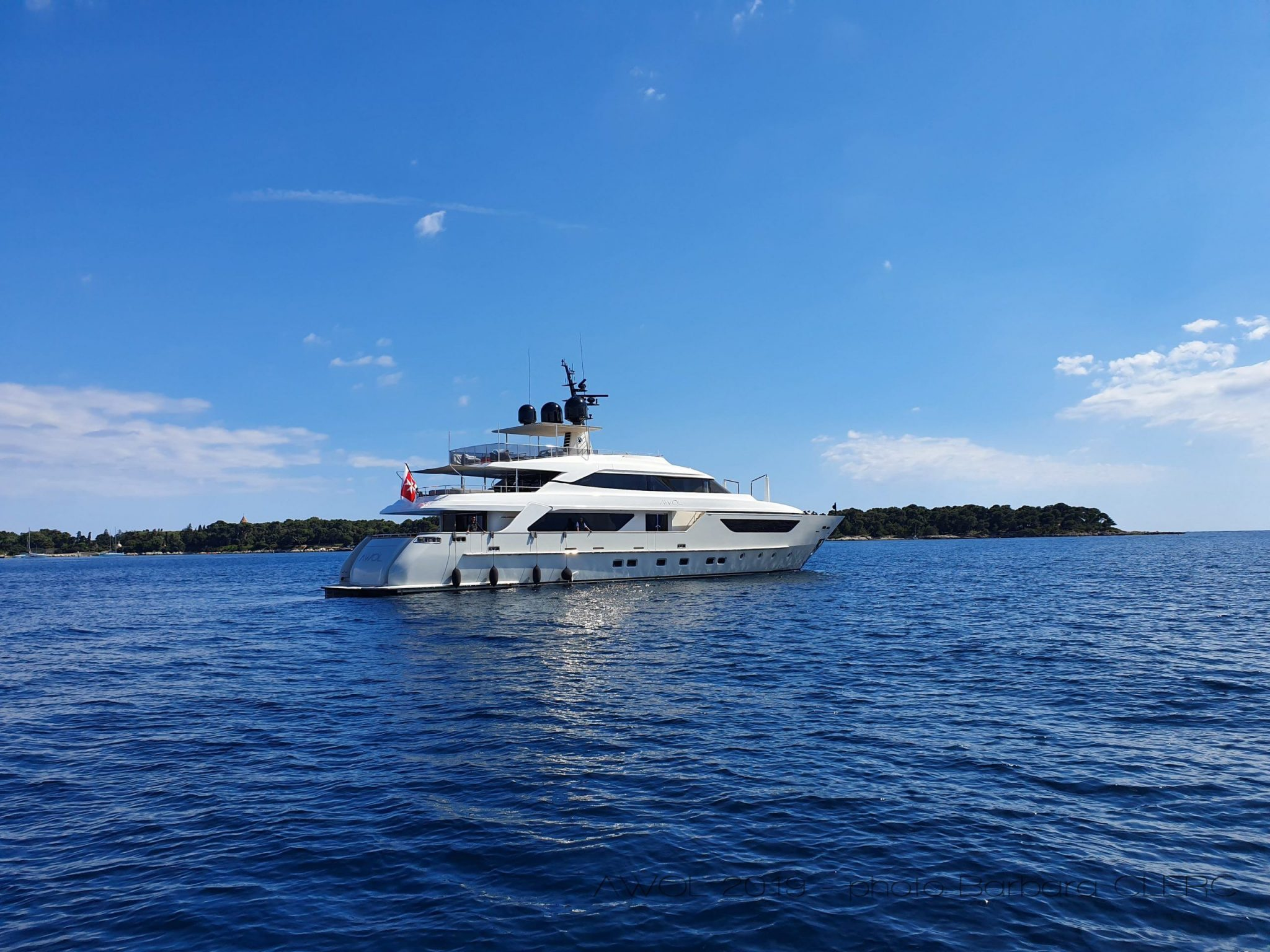 M/Y AWOL yacht for sale with YACHTZOO