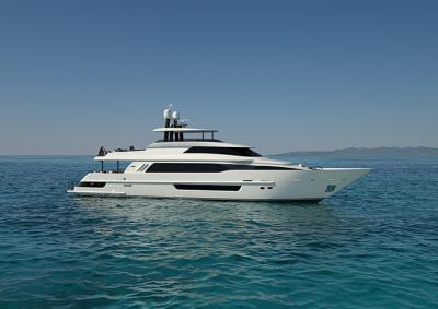 M/Y CRESCENT 117 Yacht For Sale