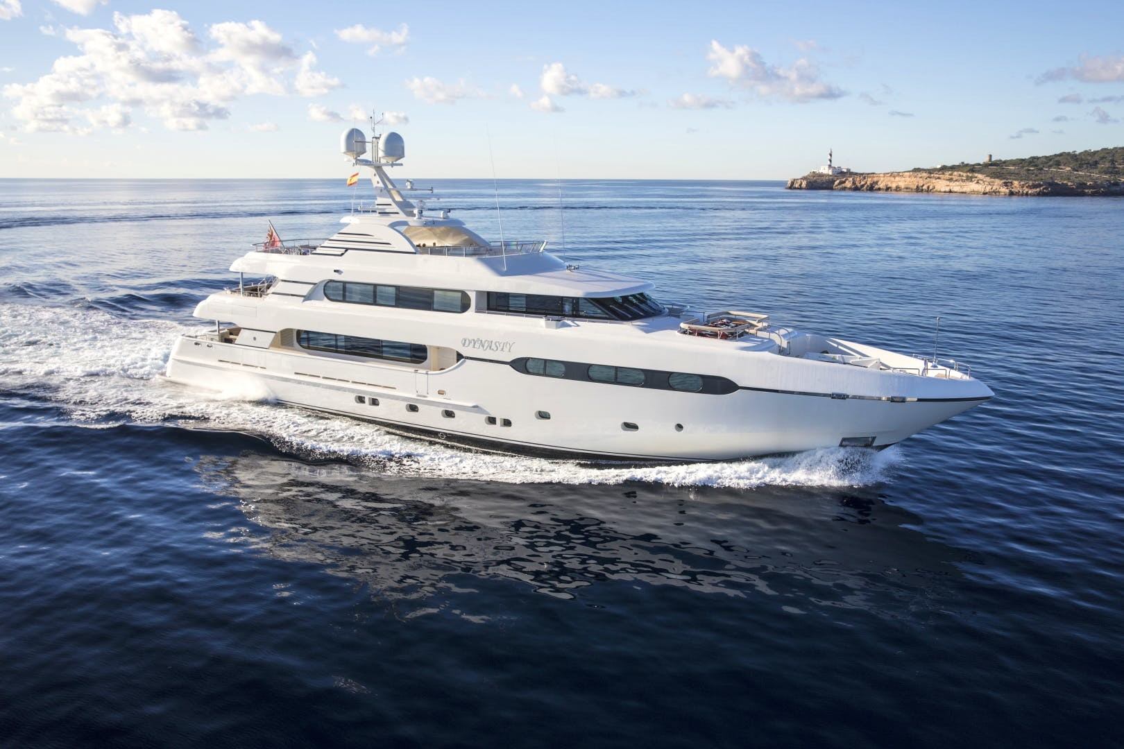 M/Y DYNASTY Yacht for Sale