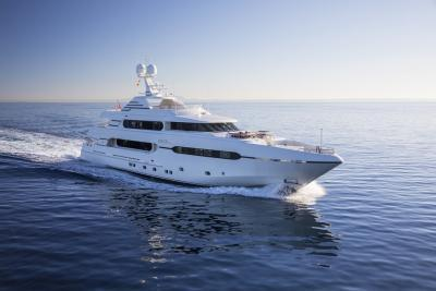 M/Y DYNASTY super yacht for sale
