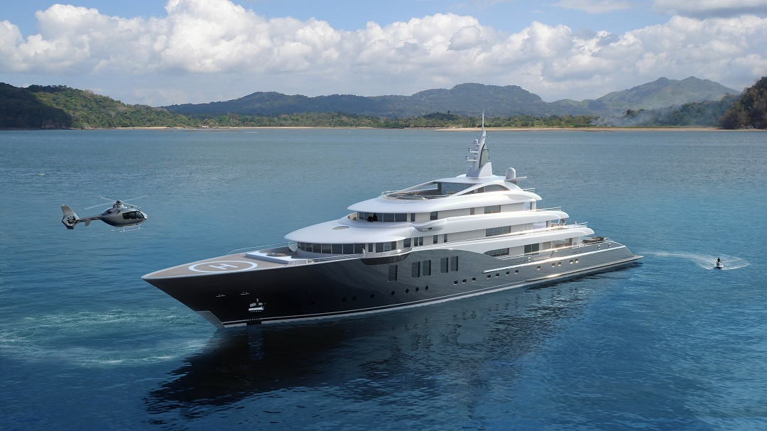 M/Y ICON 280 yacht for sale
