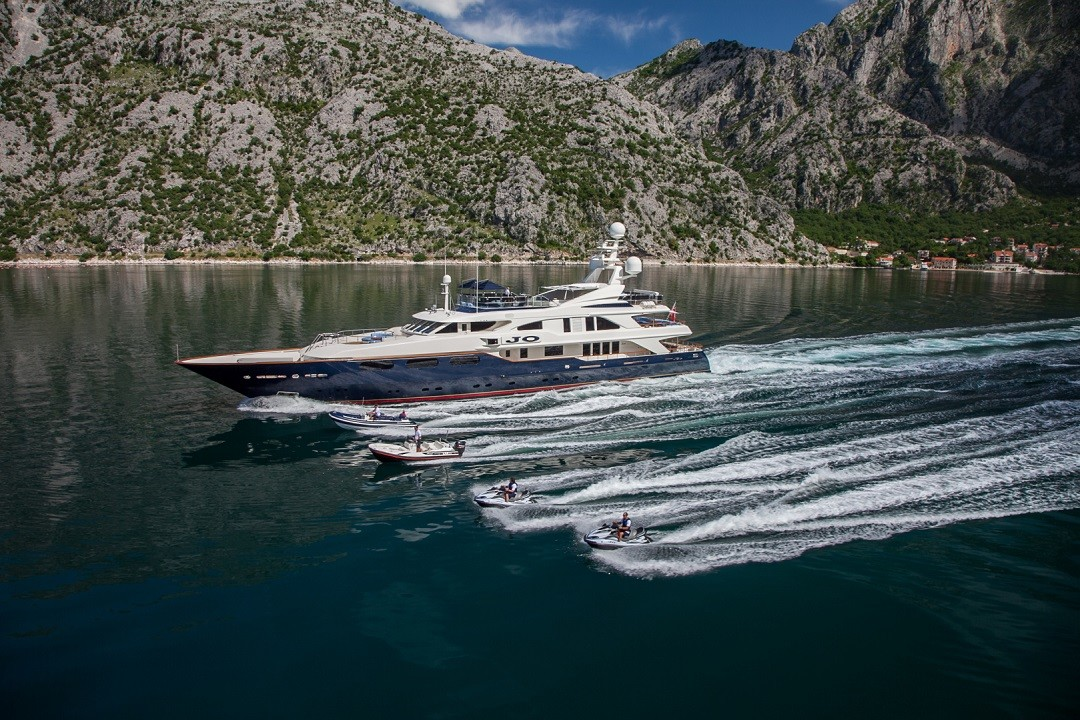 M/Y JO Yacht for Sale
