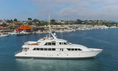 M/Y KIMBERLY Yacht for Sale