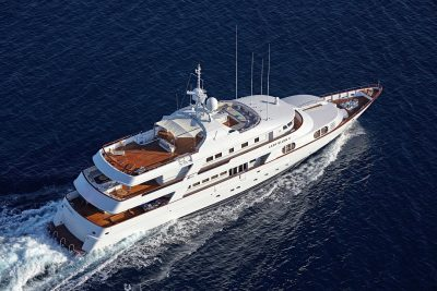 M/Y LADY ELLEN II super yacht for sale
