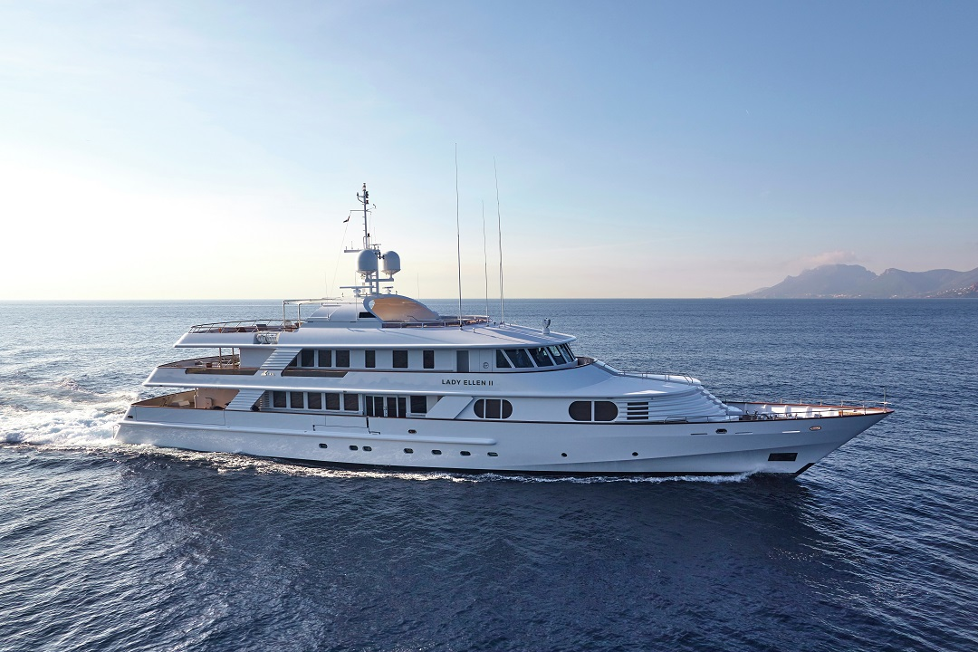 M/Y LADY ELLEN yacht for sale with YACHTZOO