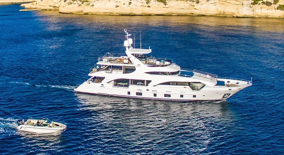 M/Y LULU Yacht for Sale