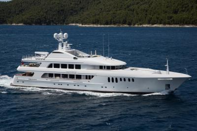 M/Y MUSTIQUE Yacht for Sale