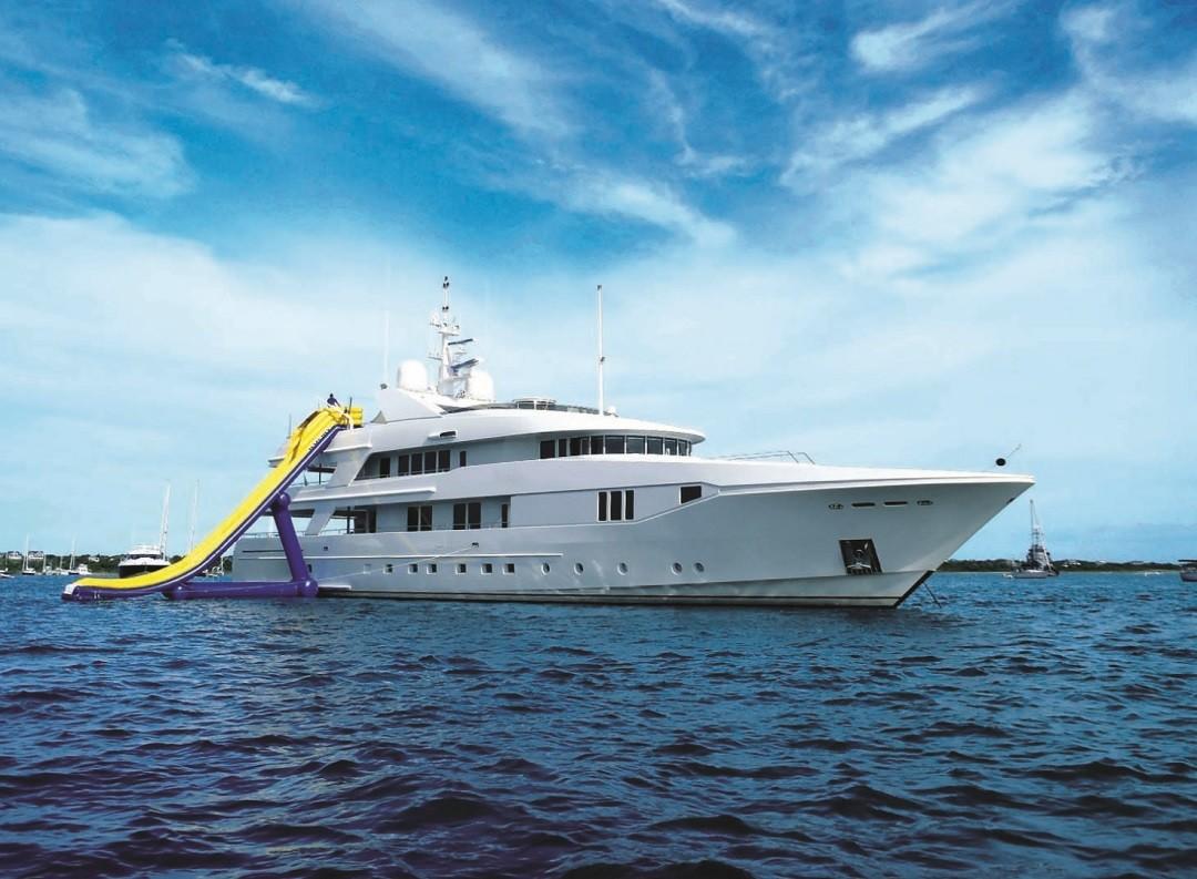 M/Y RHINO Yacht for Sale