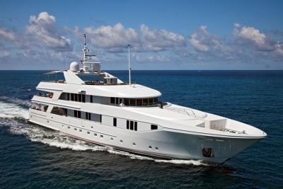 M/Y RHINO super yacht for sale