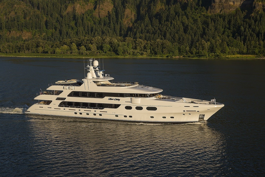 M/Y SILVER LINING Yacht for Sale | Enquire with YACHTZOO