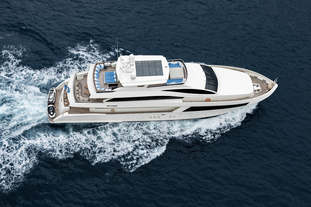 M/Y SKYLIGHT yacht for sale with YACHTZOO