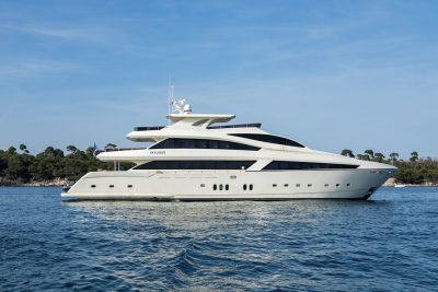 M/Y SKYLIGHT superyacht for sale