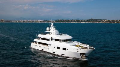 M/Y TOMMY BELLE superyacht for sale