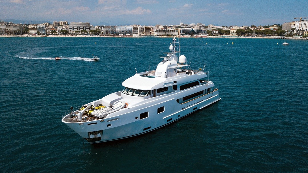 M/Y TOMMY BELLE Yacht for Sale