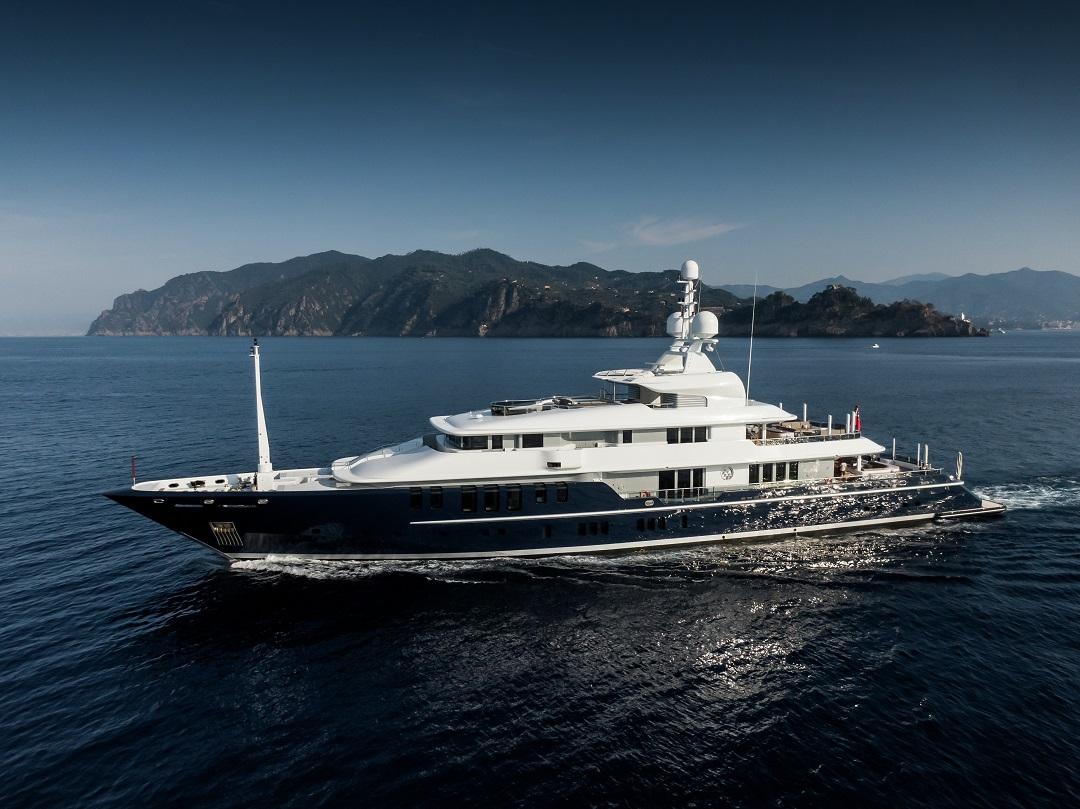 M/Y TRIPLE SEVEN yacht for sale