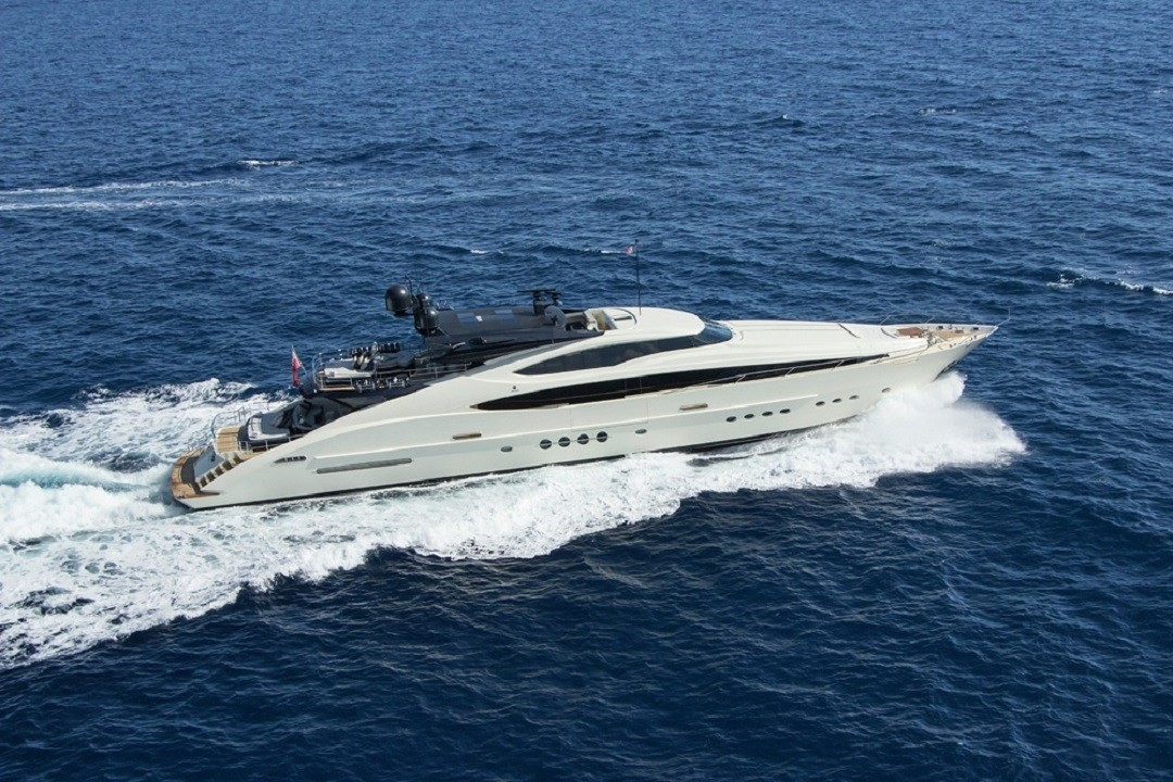 M/Y VANTAGE super yacht for sale