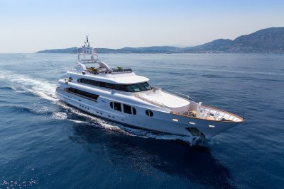 M/Y BINA yacht for charter