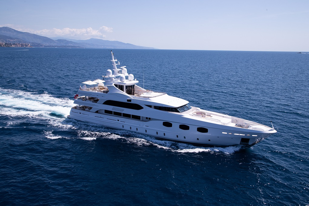 Discover M/Y ELENI yacht for charter