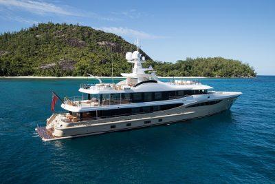 M/Y LILI yacht for charter