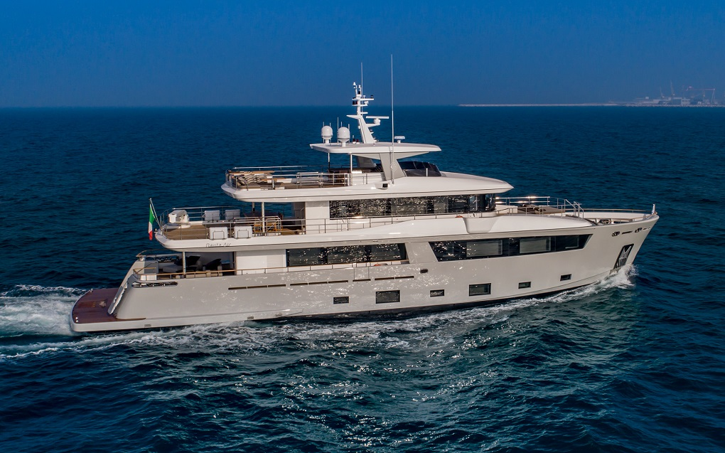 M/Y MIMI LA SARDINE yacht for charter